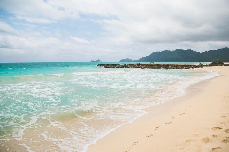 bellows-beach-hawaii