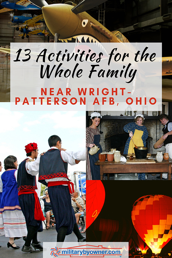 13 Activities for the Whole Family Near WPAFB