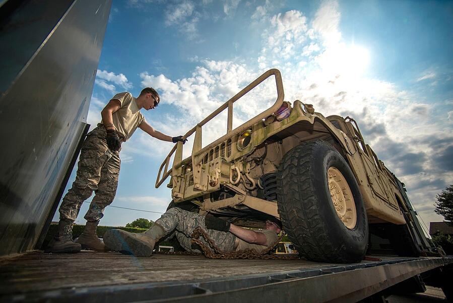 Air Force Logistics Readiness