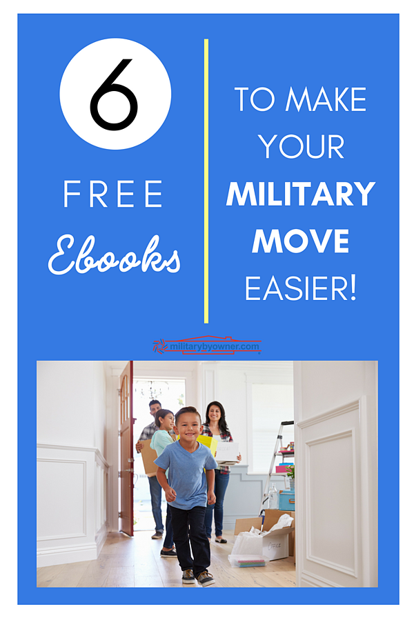 Military Family Guides from MilitaryByOwner