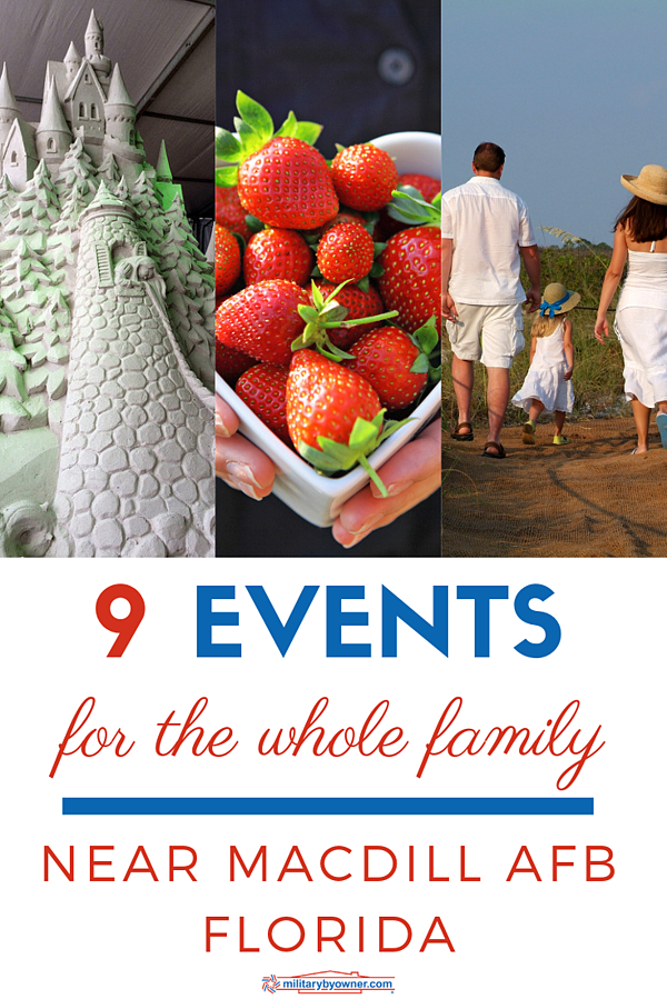 9 Events for the Whole Family Near MacDill AFB Florida