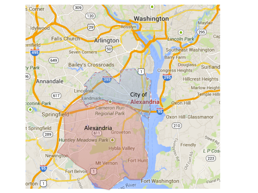 What You Need to Know for a Military Move to Alexandria, Virginia