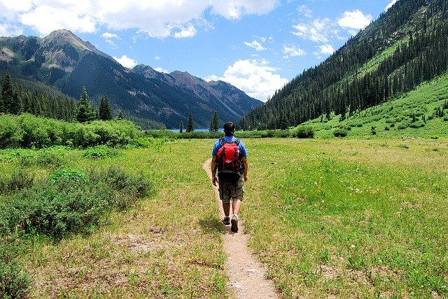 backpacking Fort Carson