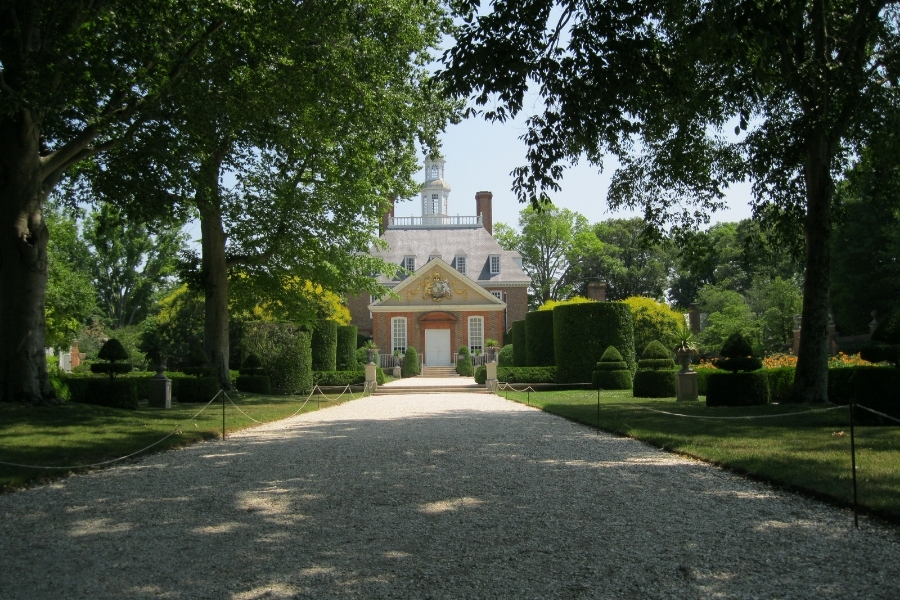 Visit historical Williamsburg, Virginia, while you're stationed at Naval Station Norfolk, Virginia.