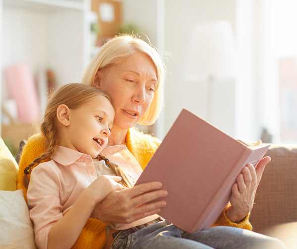A multi-generational home can help save on expenses.