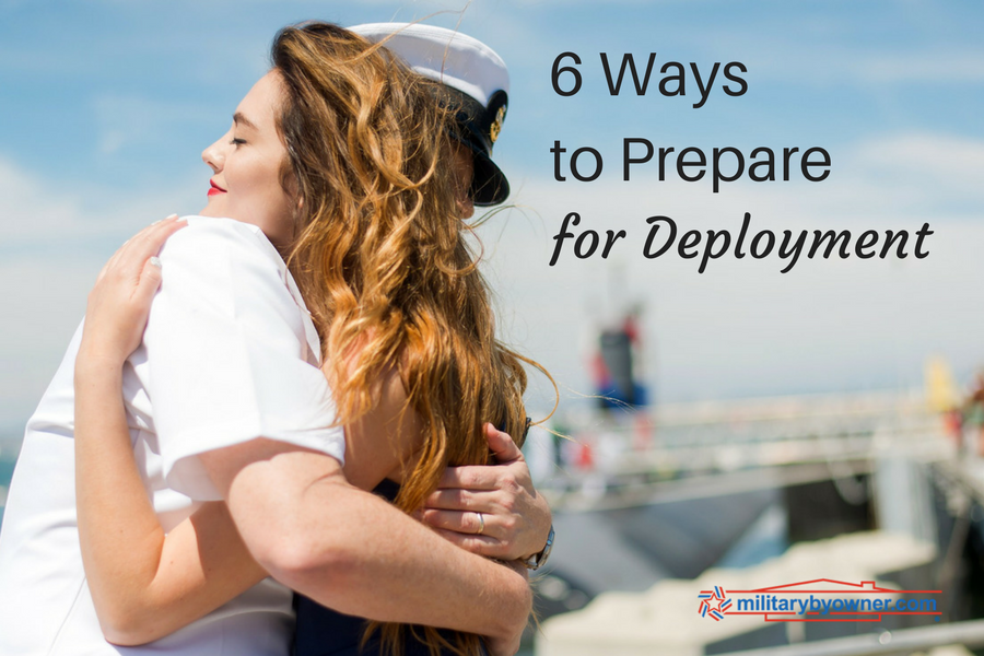 6 Ways to Prepare for Deployment
