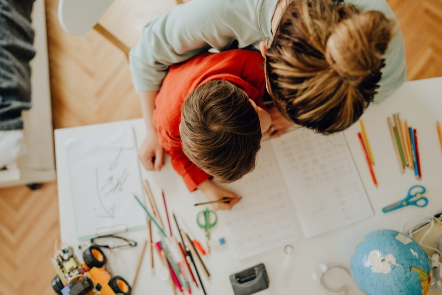 Many military families opt to homeschool for a wide variety of reasons, with the ranks growing over the last 18 months.