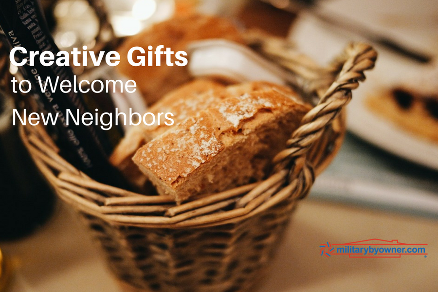 """Try these creative """"welcome to the neighborhood' gift ideas."""