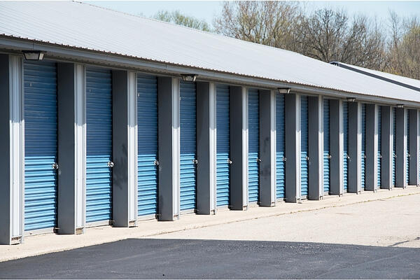 How does non-temporary storage work?