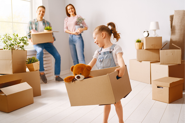 Apartment living with kids might be the best thing for your military family.