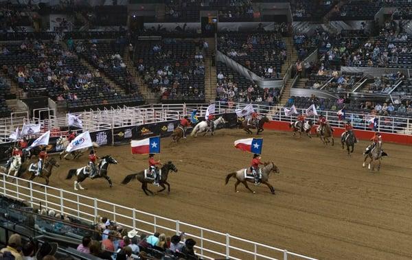 San Antonio stock show