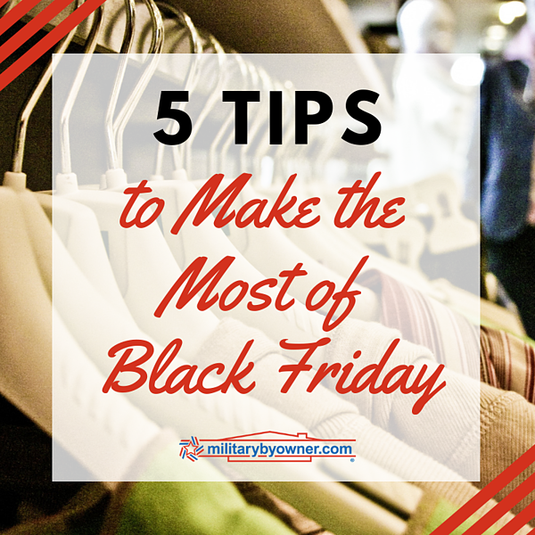5 Tips to Make the Most of Black Friday