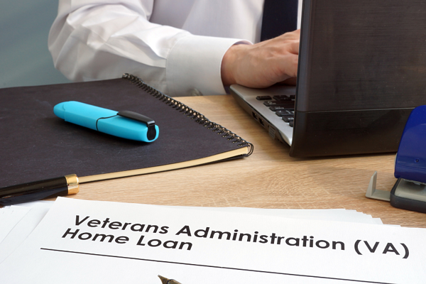 Most military homebuyers choose to use their VA home loan benefit.