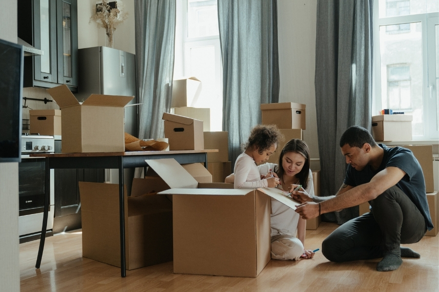 Even the most seasoned military families know the importance of advance prep before a military move!