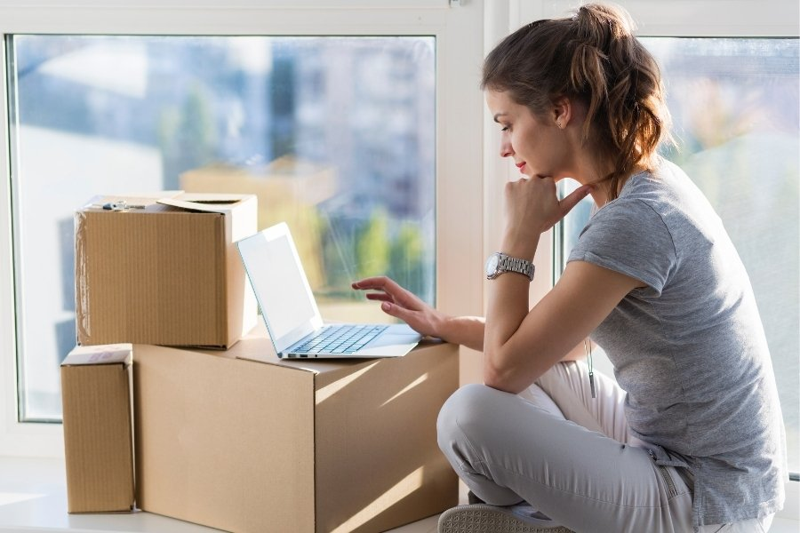 Organizing your tasks into checklists and your belongings before the movers arrive is one of the most important steps in the PCS move process.
