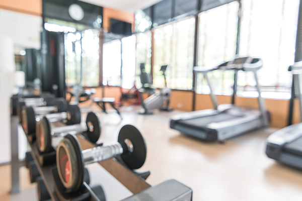 there are a lot of advantages to living in an apartment, including amenities like fitness centers and more.