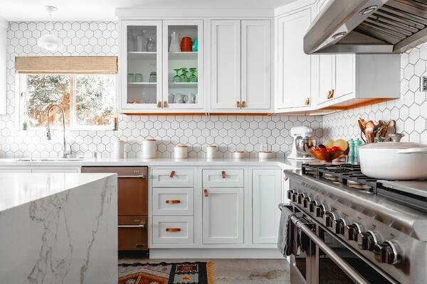 Kitchen updates can increase your home's value.
