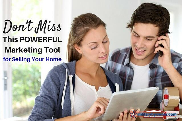 Don't miss this powerful marketing tool for selling your home.