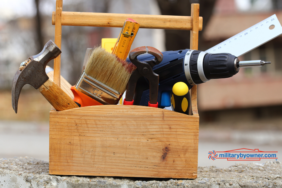 renting frees you of certain maintenance tasks