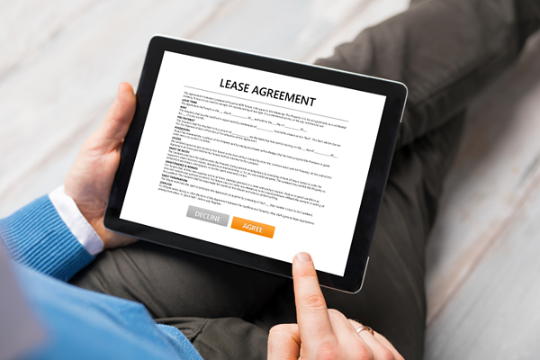 lease agreement (1)