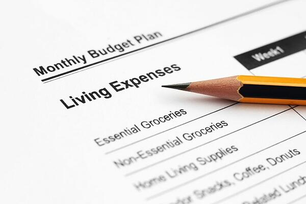 Calculate all living expenses when considering your BAH.