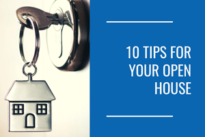 ten tips for your open house (1)