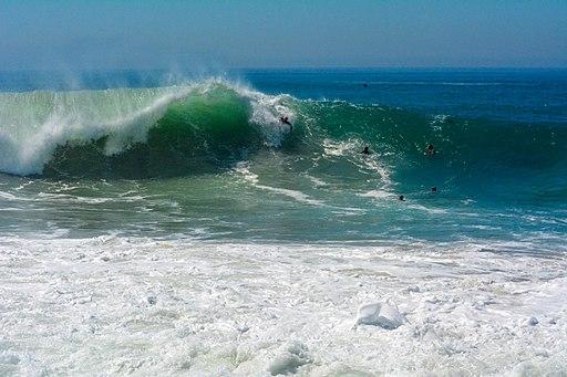 Body Surfing Oceanside