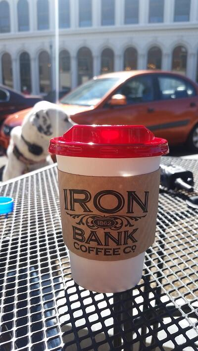 Iron Bank Coffee