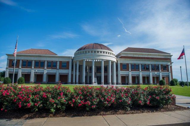 National Infantry Museum in Columbus, Georgia