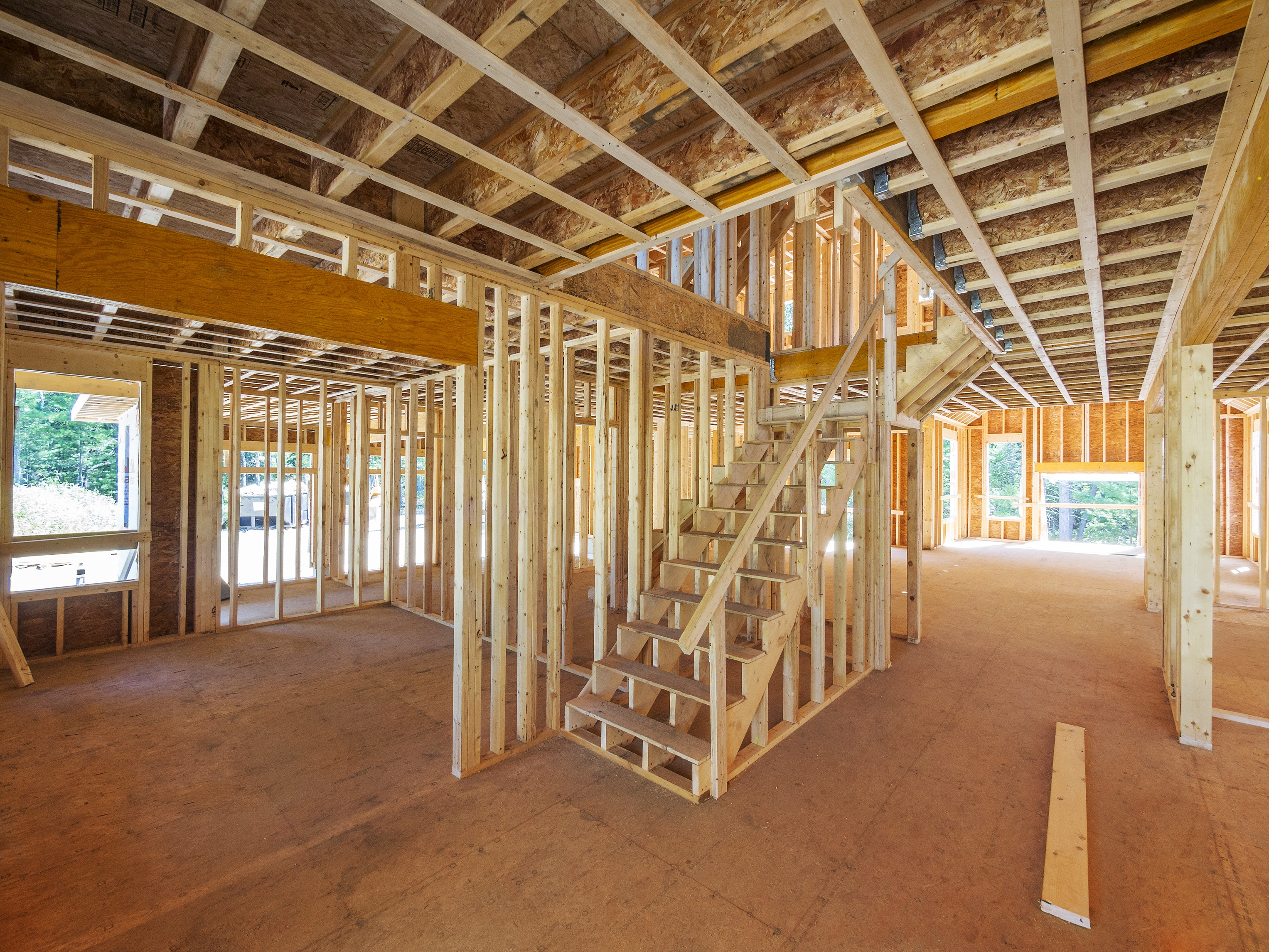 New home buyers may need multiple home inspections.