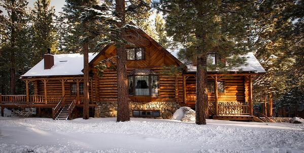 loghouse_snow