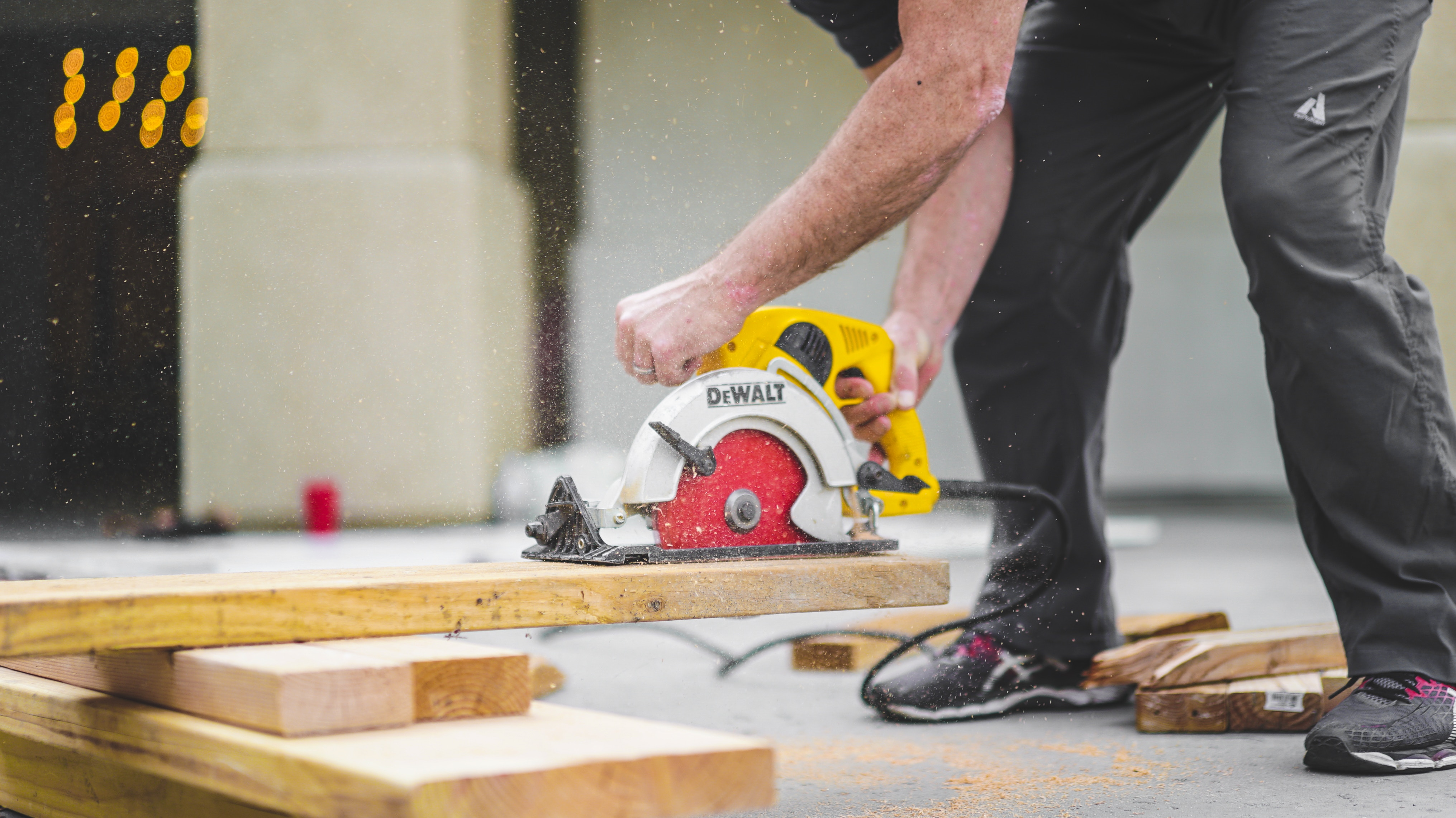 Do you have access to the tools necessary for a home renovation?