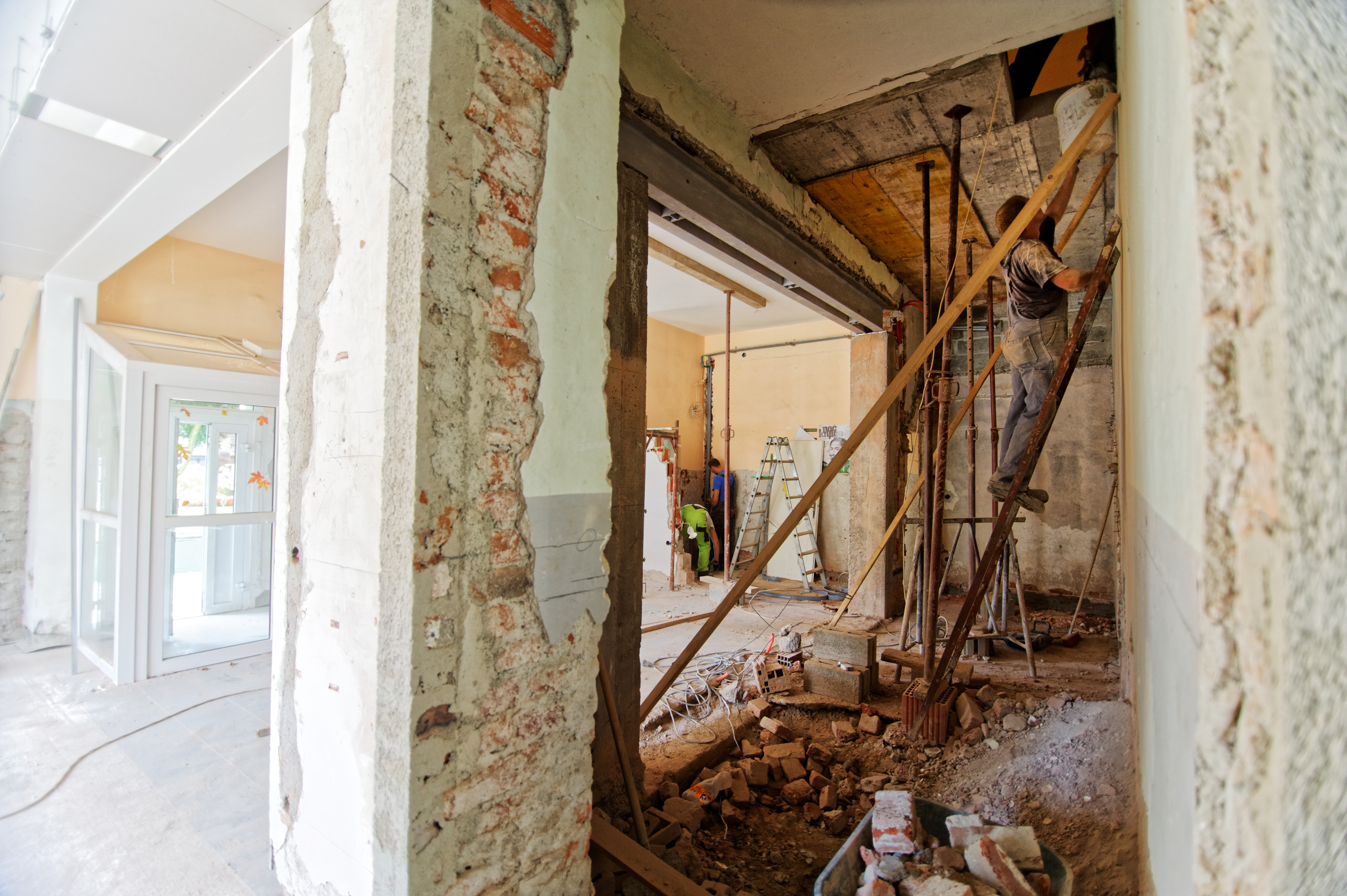 Do you have the expertise to tackle a DIY home renovation?