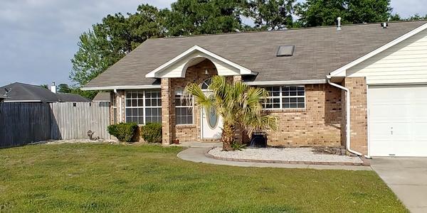 Home for Rent near NAS Pensacola