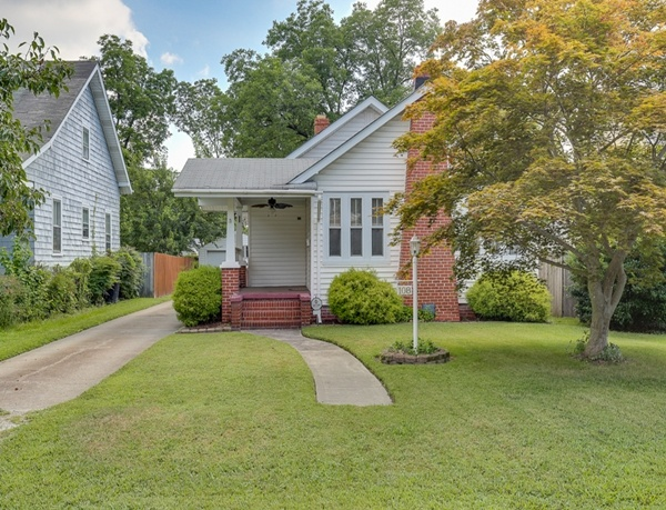 Home for Sale in Hampton Virginia