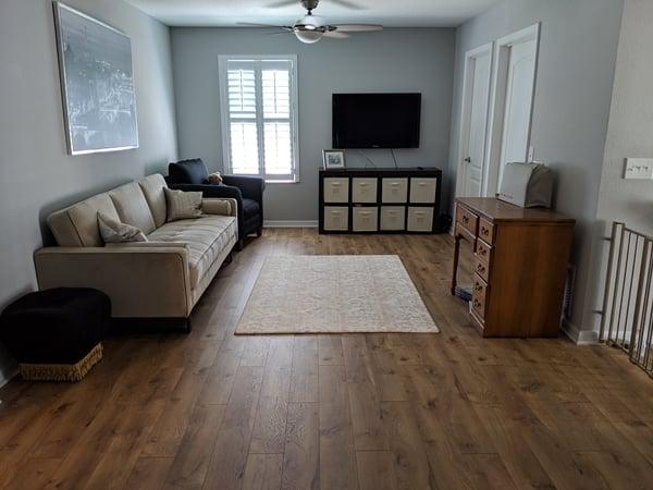 Tampa Home Bonus Space