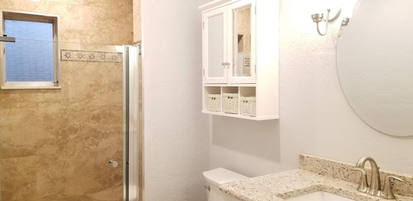 Tampa Home Updated bathroom