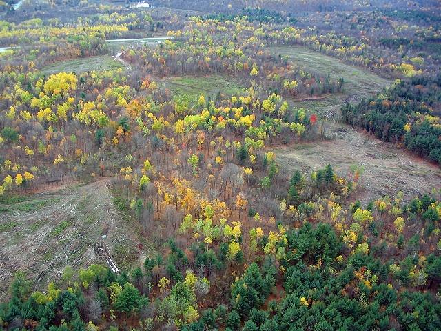 Celebrate fall foliage near 3 military installations.