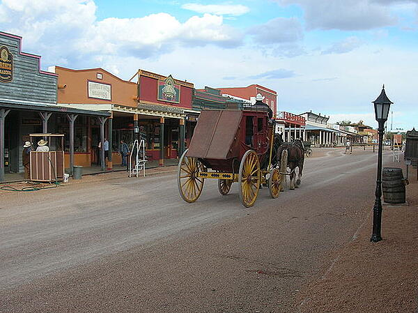 Tombstone ghost tours will take you to many historic sites.