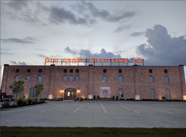 Old Glory Distillery, TN