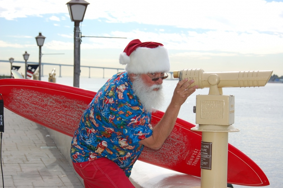 San Diego holiday activities