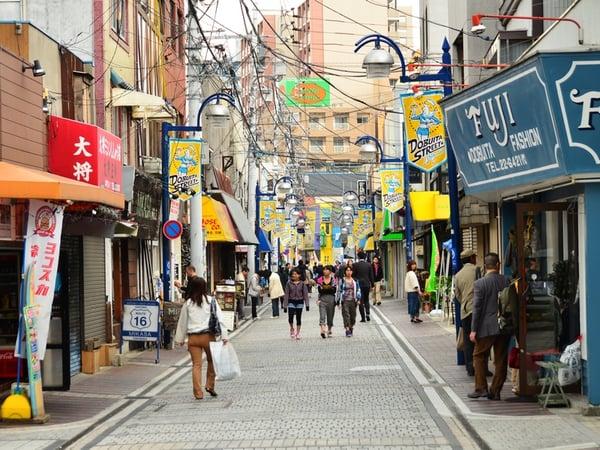 Yokosuka_DobuitaStreet