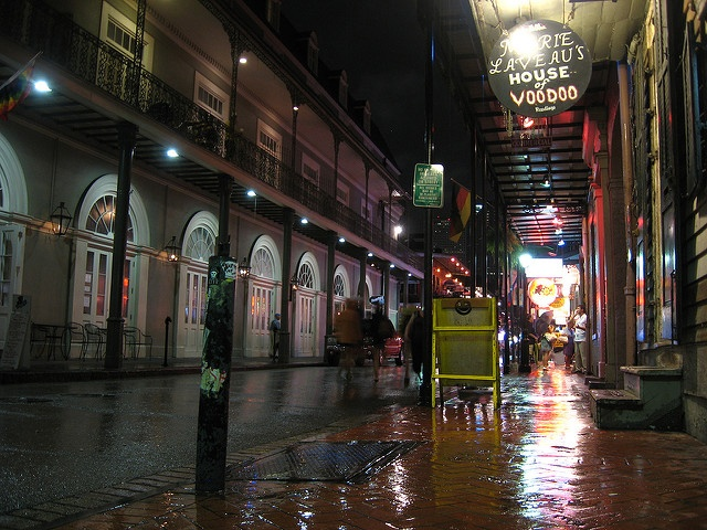 New Orleans has been deemed the most haunted city in the U.S.