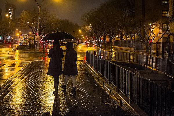New York City is home to many popular ghost tours.