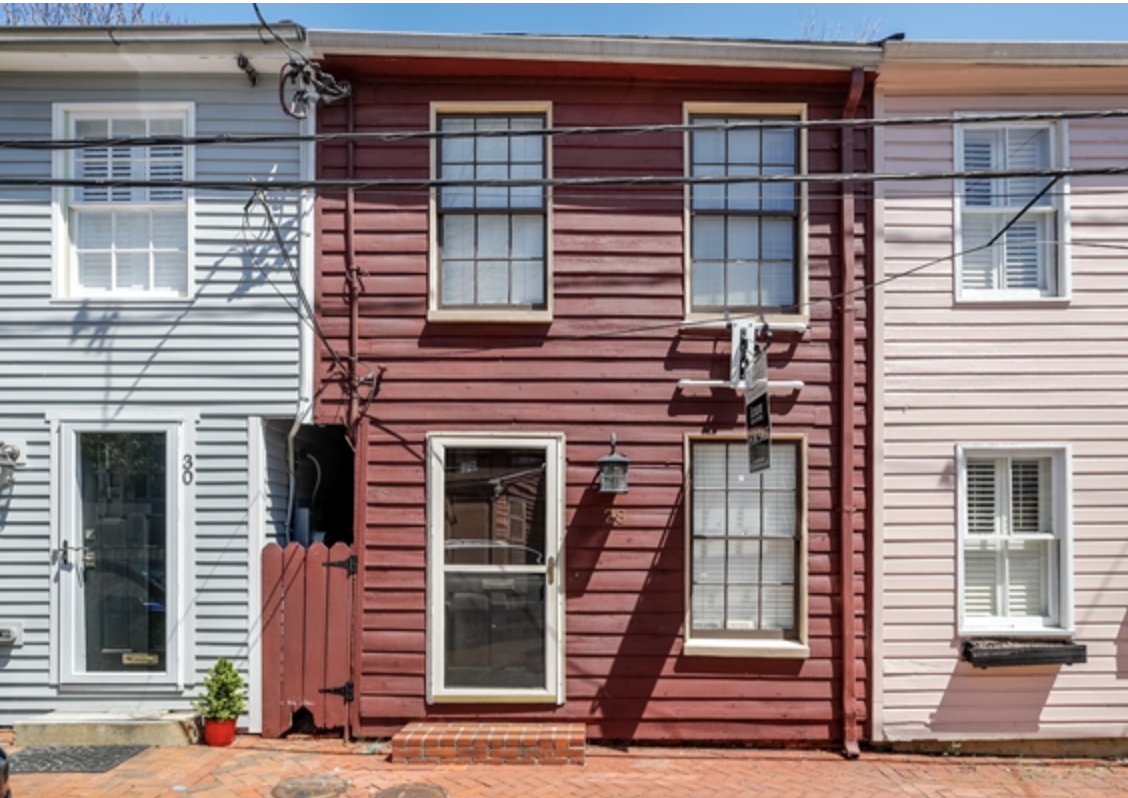 Townhome in Annapolis near Fort Meade, Maryland