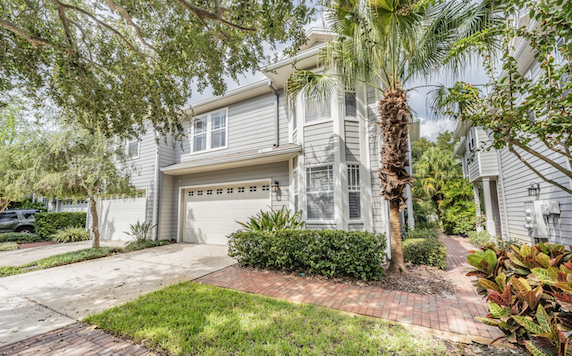 Bayshore Trails townhome for rent