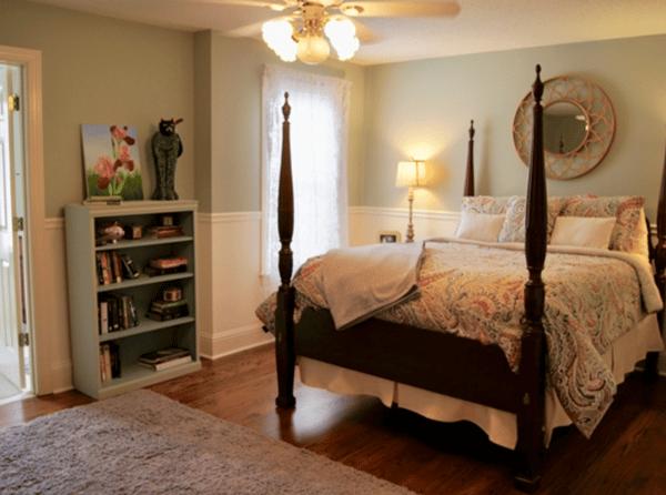 Clayton Court Warner Robins bedroom