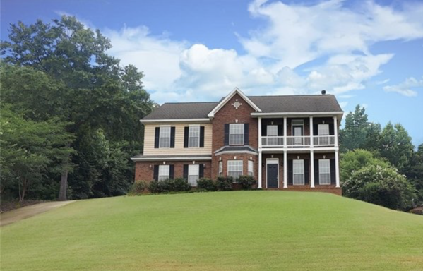 Fountain Lane Home for Sale in Prattville, Alabama