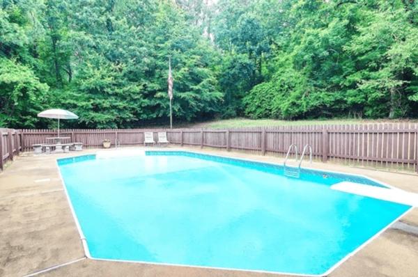 Fountain Lane Home Pool