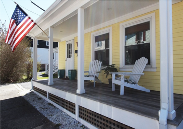 Home for Rent Near Newport Naval Station, Rhode Island